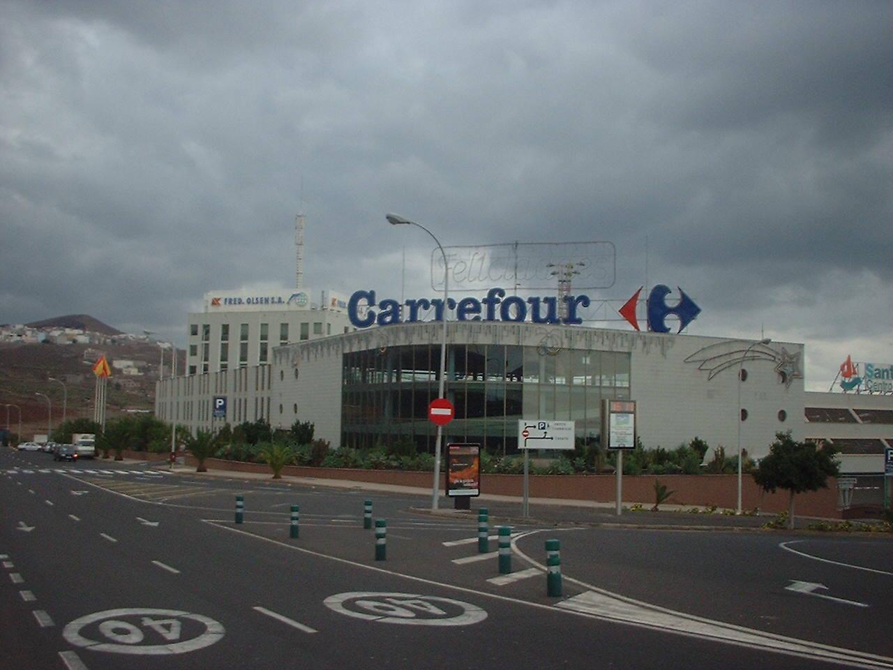 Presentacion de servicios de administracion de fincas - Carrefour oficinas centrales madrid ...