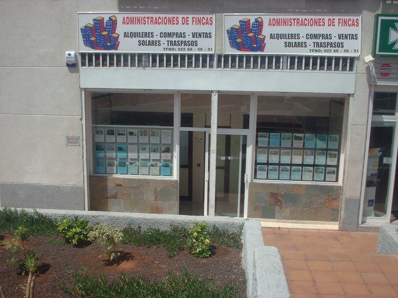 Presentacion de servicios de administracion de fincas for Exterior oficinas
